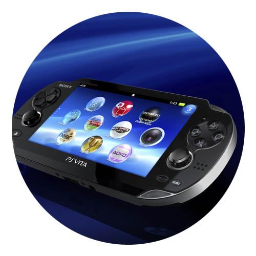 PSP и PS Vita