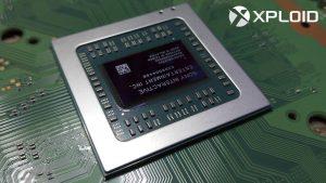 Процессор Playstation 4