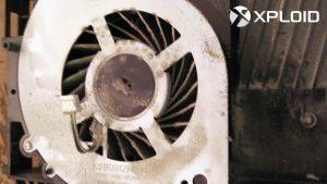 Вентилятор Playstation 4