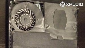 Корпус Playstation 4